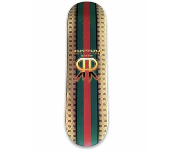 Rhythm Gucci Tan 8.375 Deck