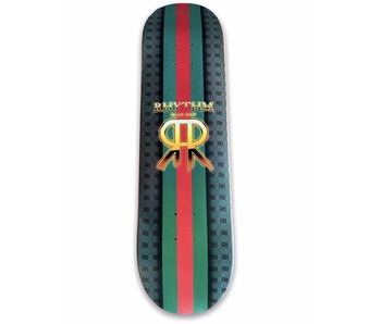 Rhythm Gucci Black 8.25 Deck