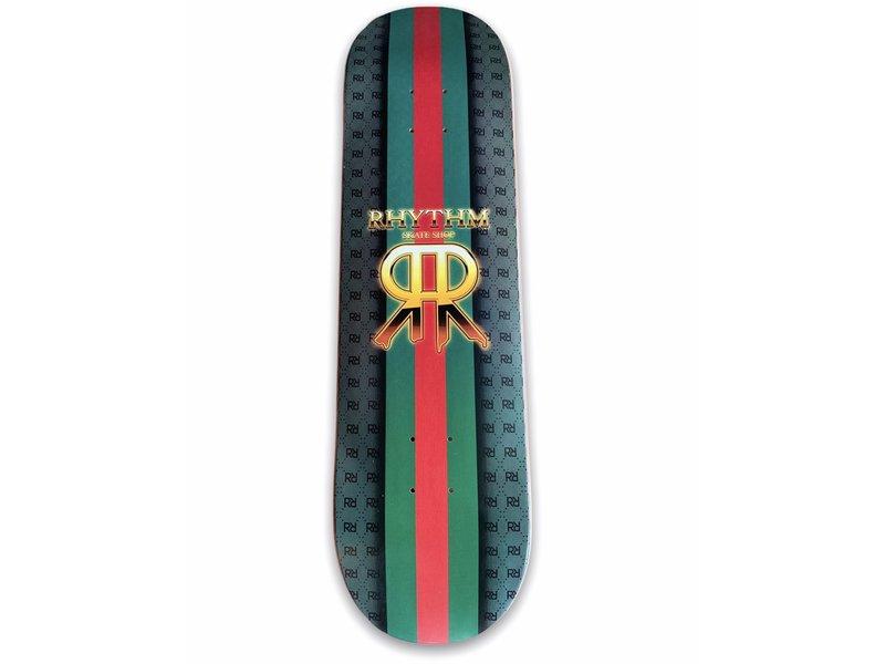 Rhythm Skateshop Rhythm Gucci Black 8.0 Deck