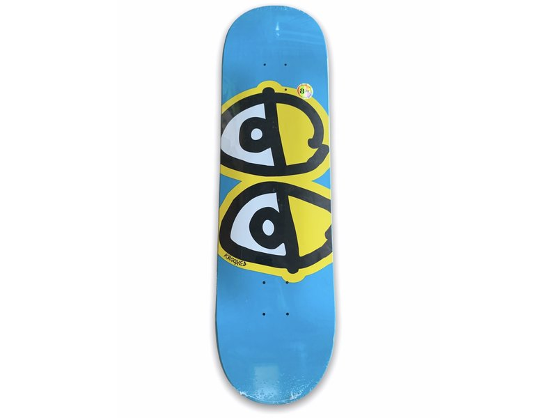 Krooked Krooked Team Eyes Blue 8.375 Deck