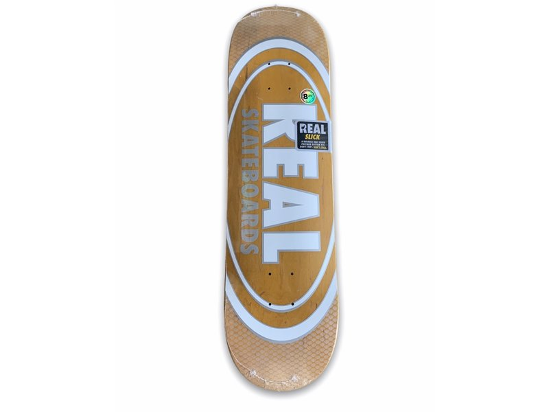 Real Real Oval Peral Slick 8.25 Deck