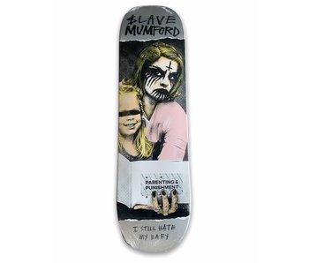 Slave Mumford Black Metal 8.375 Deck
