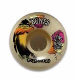 Bones Bones Wheels The GreenWood Ninety Nines V5 52MM Wheels