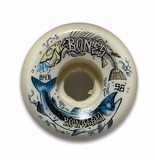 Bones Bones Kowalski Salmon 56MM Wheels