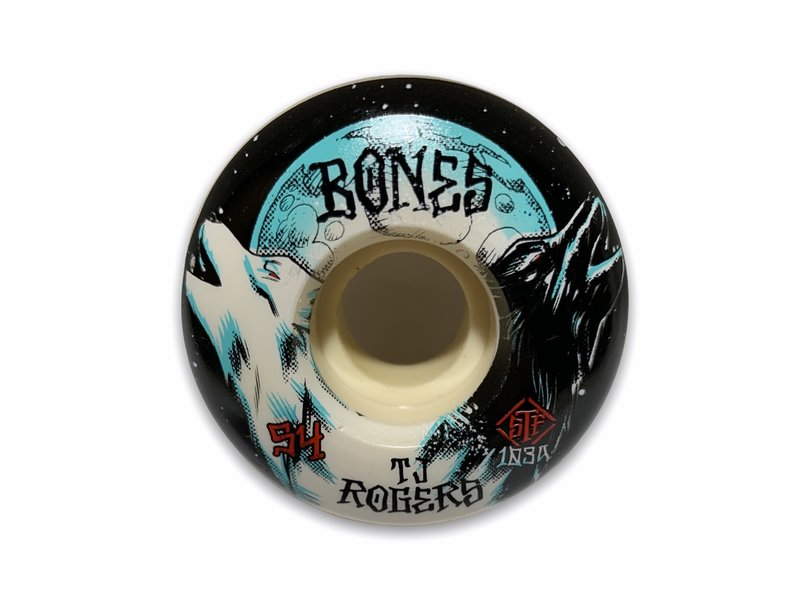 Bones Bones Rogers V3 Slim Howl 54MM Wheels