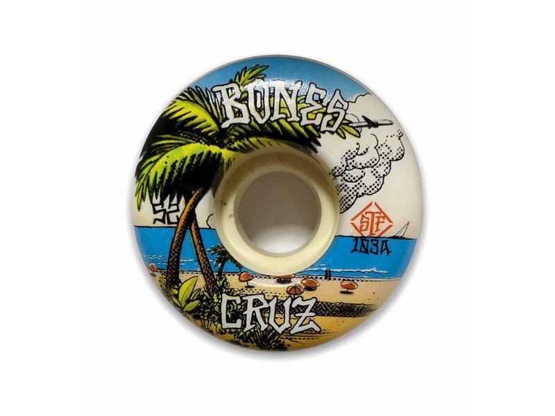Bones Bones STF V2 Cruz Buena Vida 52MM Wheels