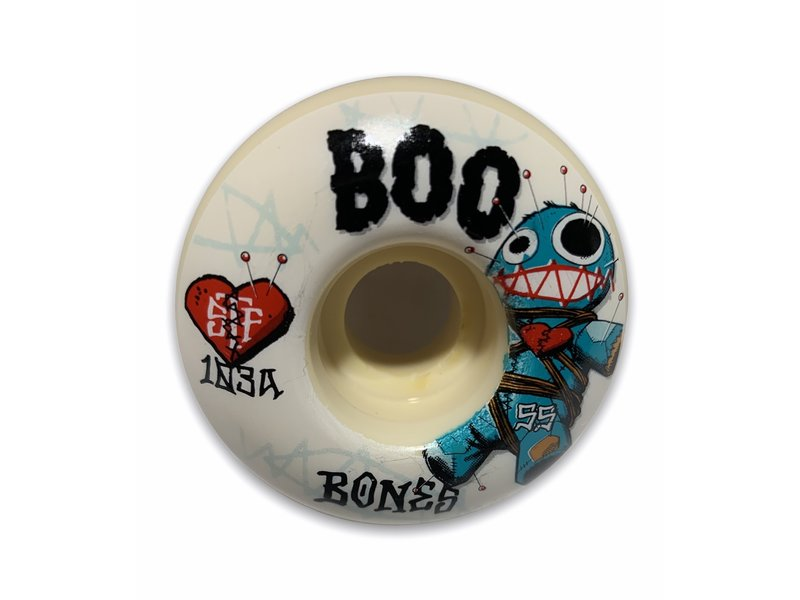 Bones Bones Boo Voodoo V4 55MM Wheels