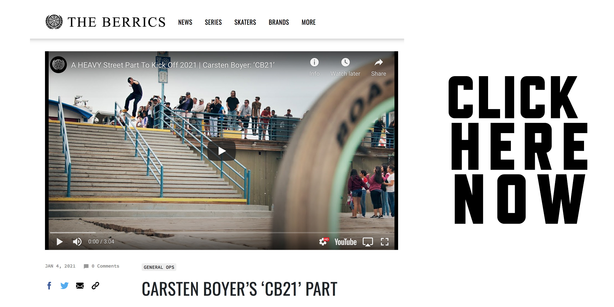 Carsten Boyer CB21 Part