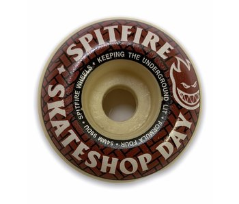 Spitfire F4 99A Skateshop Day Classic 54MM Wheels