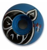 Pig Pig Head Blue Proline 52MM Wheels