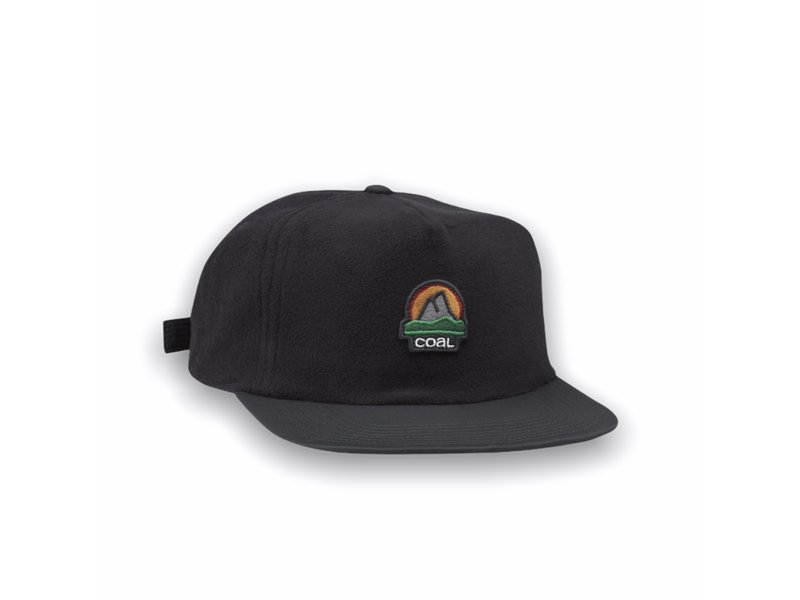Coal Headwear Coal North Black Hat