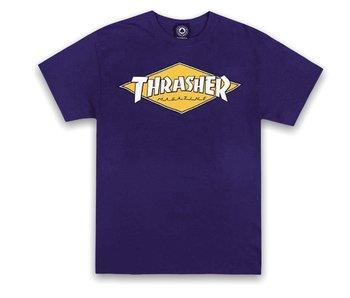 Thrasher Diamond Logo SS  Tee