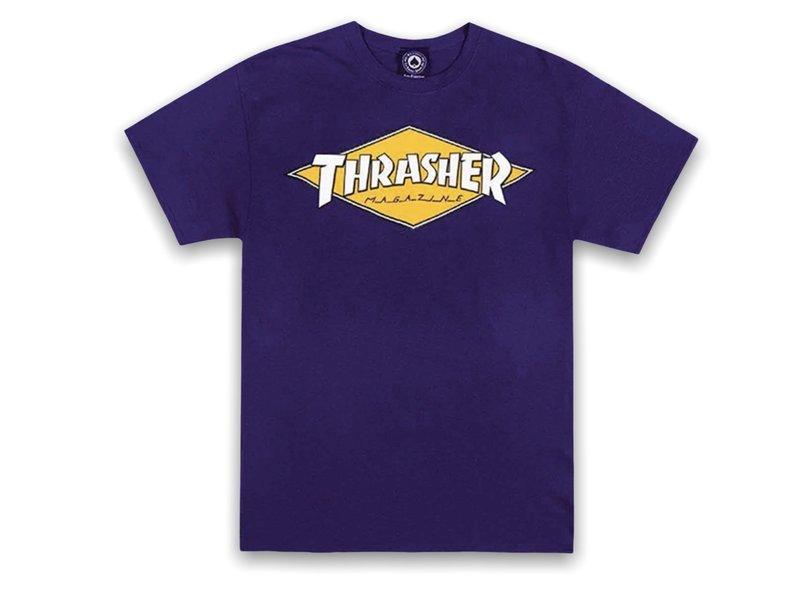 Thrasher Thrasher Diamond Logo SS  Tee
