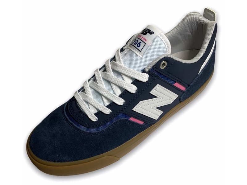 New Balance New Balance Jamie Foy 306 Navy/Pink/Gum Shoes