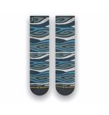 Merge4 Merge 4 Tencel/Hemp Wood Grain Socks