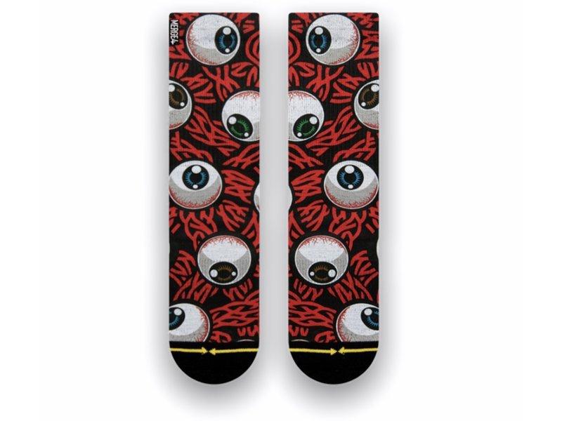 Merge4 Merge 4 Jimbo Eye Socks