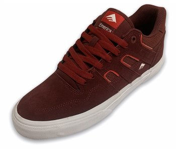 Emerica Tilt G6 Skate Shop Day Brick/White Shoe