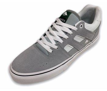 Emerica Tilt G6 Vulc Grey/White Shoes