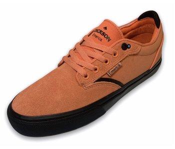 Emerica Dickson Pink/Black Shoes