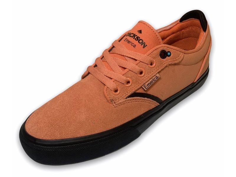 Emerica Emerica Dickson Pink/Black Shoes