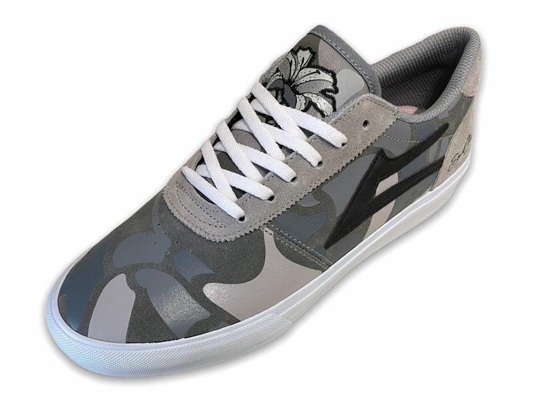 Lakai Lakai Manchester Grey/Camo Shoes