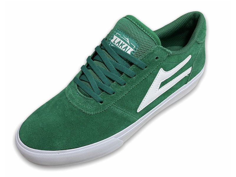 Lakai Lakai Manchester Grass Suede Shoes