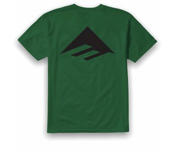 Emerica Pure Triangle Green Pocket SS Tee