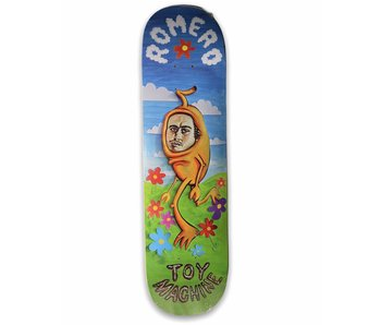 Toy Machine Romero Royrock 8.25 Deck