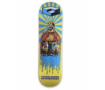 Consolidated Rise Up 8.5 Deck