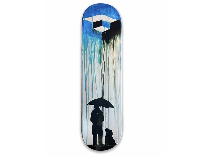 Consolidated Consolidated Cube Rain 8.5 Deck