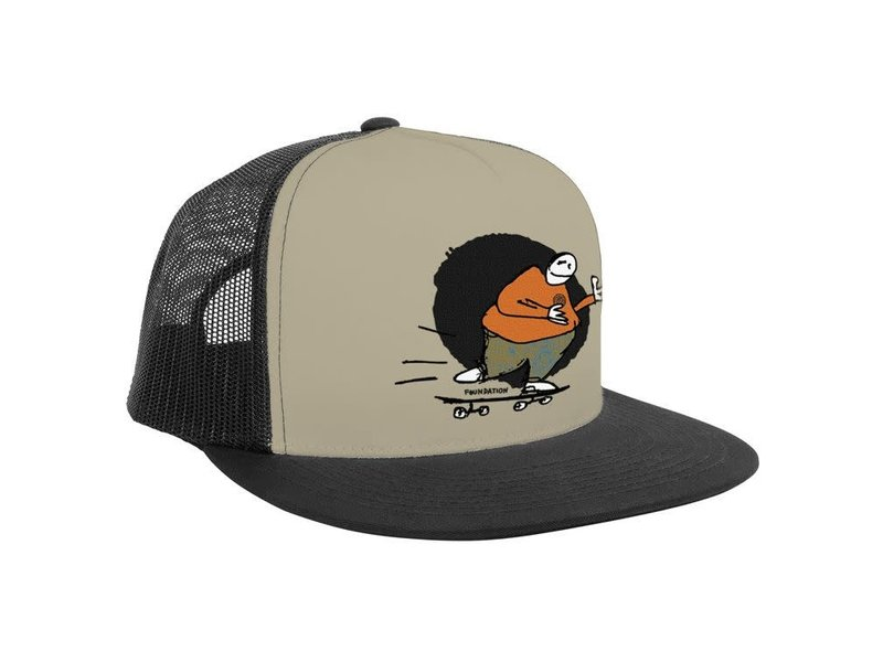 Foundation Foundation Skater Dude Mesh Hat