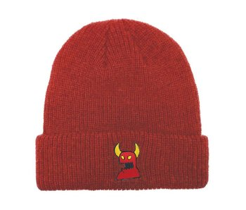 Toy Machine Sketchy Monster Rust Beanie