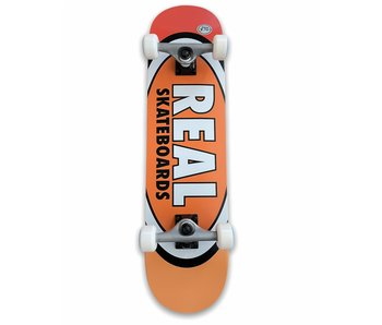 Real Team Edition Oval 7.75 Complete