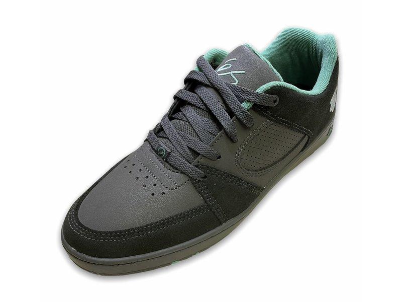 Es Footwear Es Accel Slim Charcoal/Green Shoe