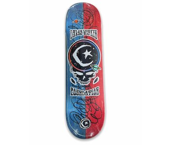 Foundation Witkin Cosmic Voyage 8.5 Deck
