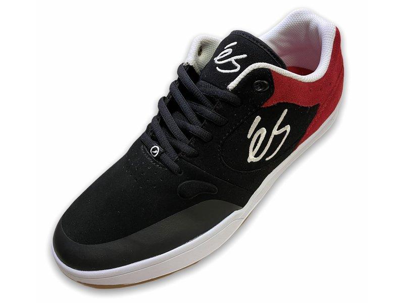 Es Footwear Es Swift 1.5 Black/Red/White Shoes