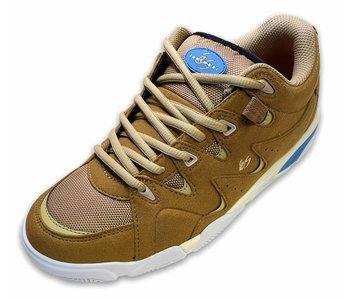 Es Symbol Brown Shoe