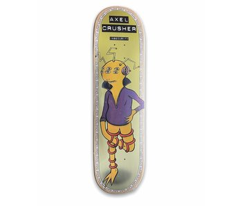 Toy Machine Axel Insecurity 8.5 Deck