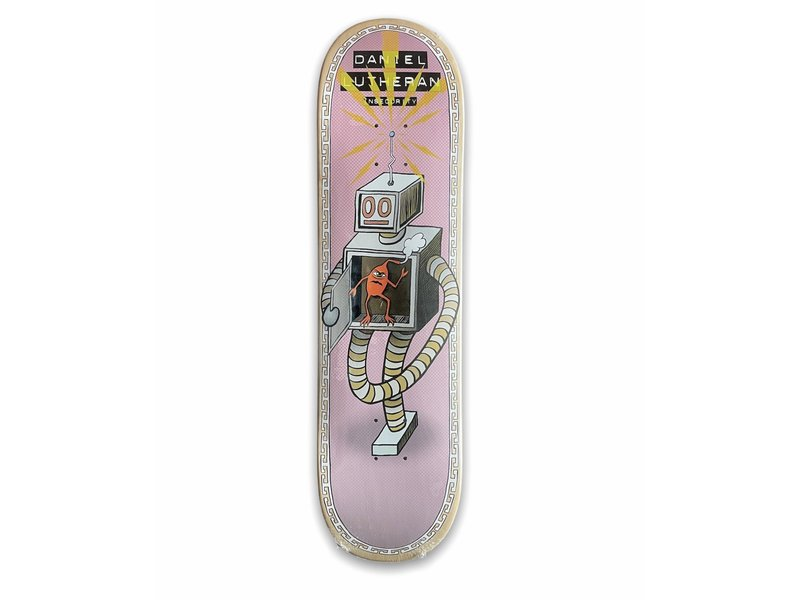 Toy Machine Toy Machine Lutheran Insecurity 8.25 Deck