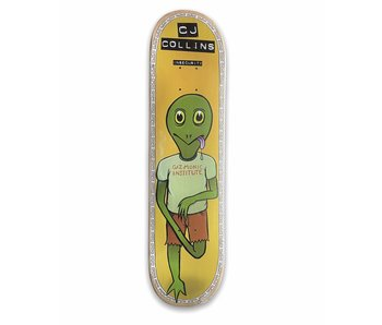 Toy Machine Collins Insecurity 7.75 Deck