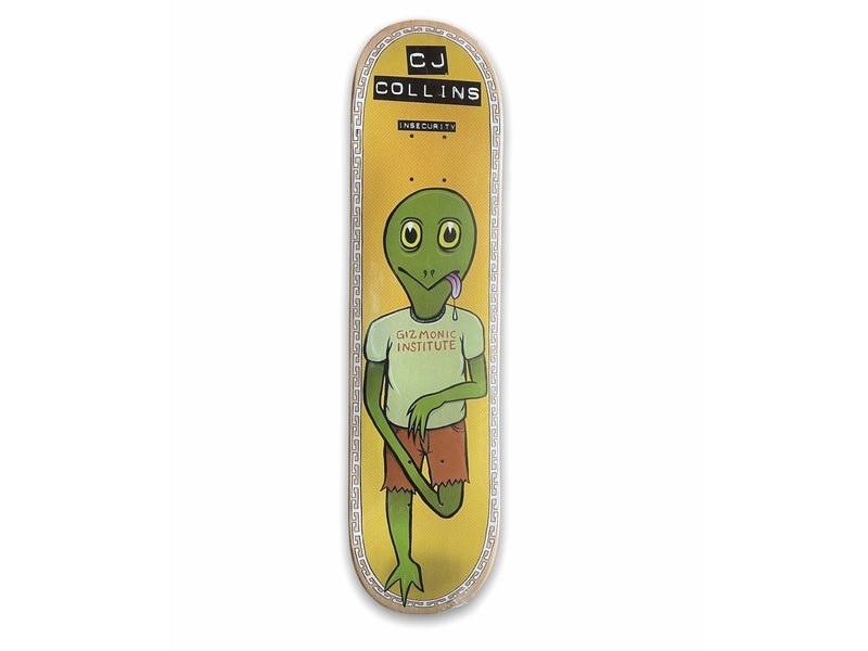 Toy Machine Toy Machine Collins Insecurity 7.75 Deck