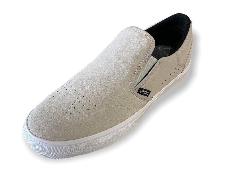 Etnies Etnies Marana Slip White Suede Shoe