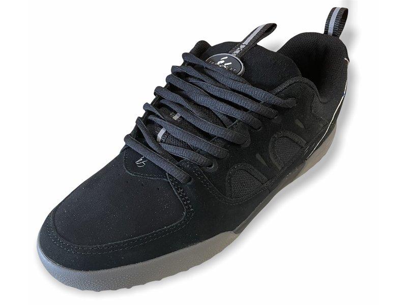 Es Footwear Es Silo SC Black/Grey Shoes