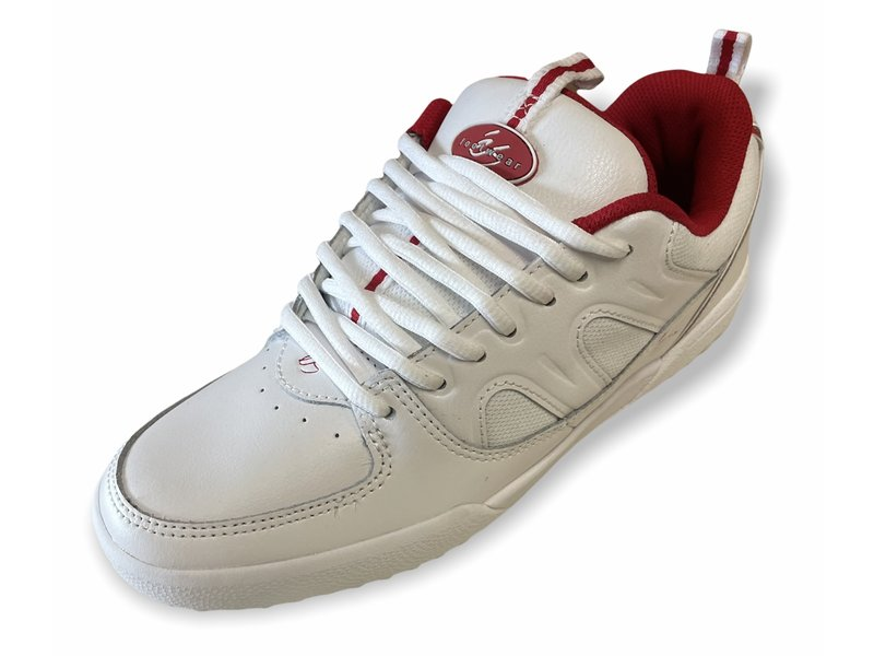 Es Footwear Es Silo SC White/Red Shoe