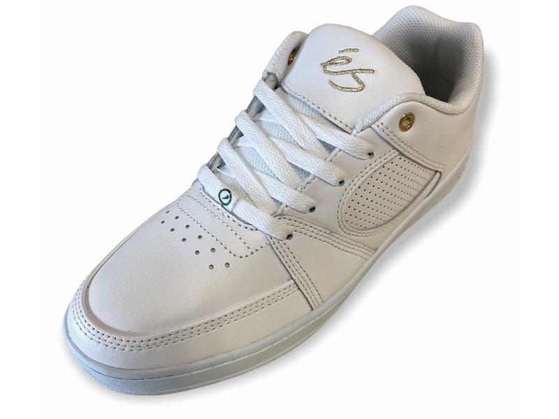 Es Footwear Es Accel Slim White/White Shoes