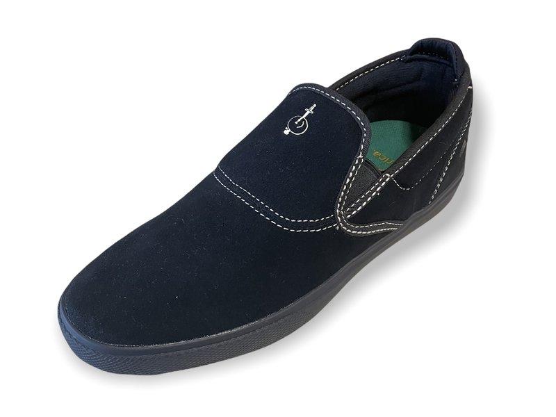 Emerica Emerica Spanky Navy Wino G6 Slip Cup Shoe