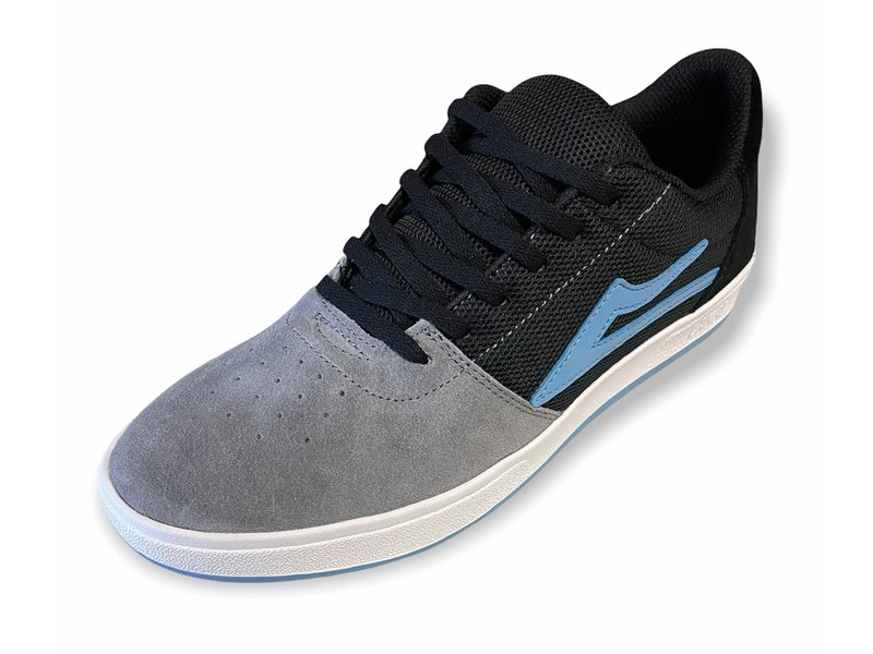 Lakai Lakai Brighton Grey/Blue Shoes