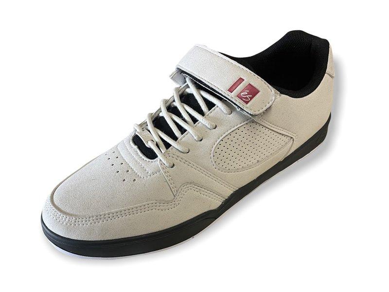 Es Footwear Es Accell Slim Plus White/Black Shoes