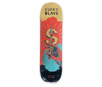 Slave Sign Of The Times Burke 8.5 Deck