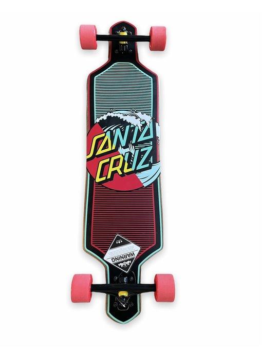 Santa Cruz Drop Thru Cruzer 9.0 Complete